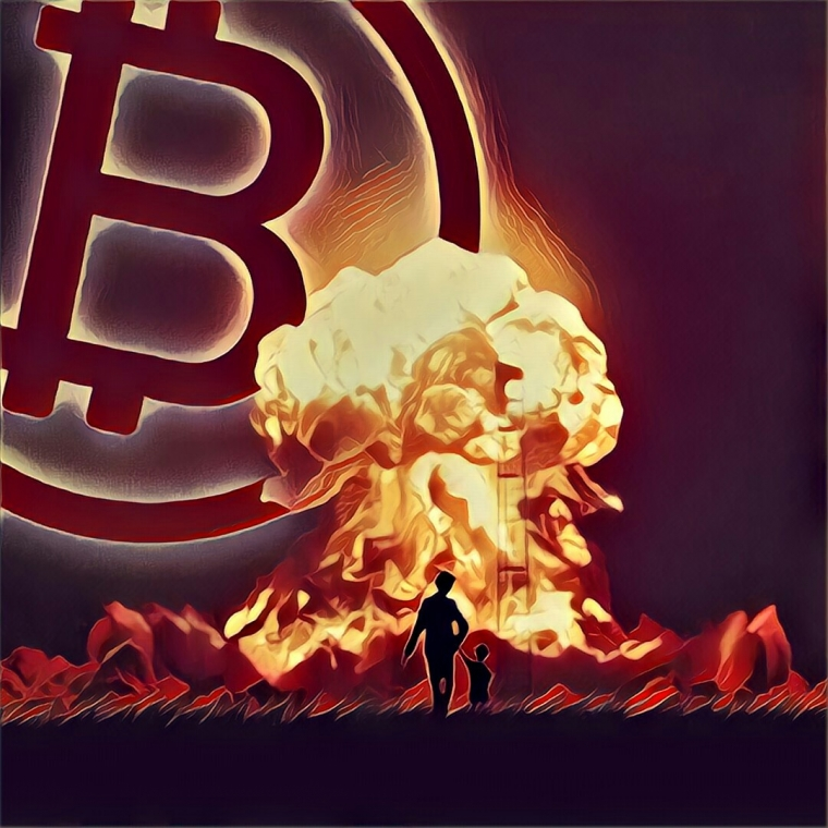 Let's Crush BTC: Three Scenarios of Bitcoin Failure